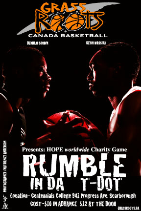 Denham Brown - All Canada Classic Rumble in the T-Dot - 2002