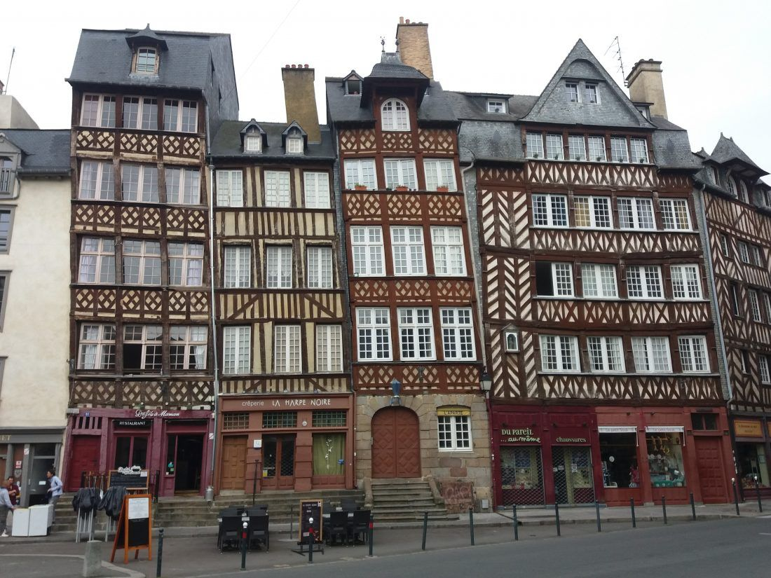 Road trip de 5 días por la Bretaña Francesa