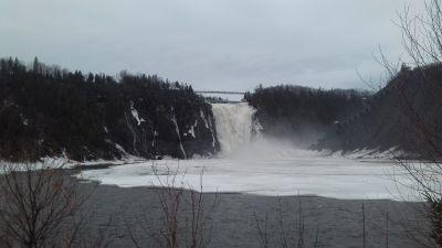 Montmorency Falls y otras excursiones cerca de Quebec