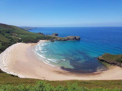 14 playas de Asturias para disfrutar del verano