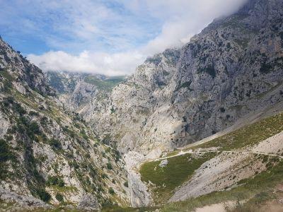 La Ruta del Cares, senderismo en Picos de Europa