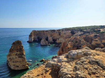 10 playas del Algarve que te enamorarán