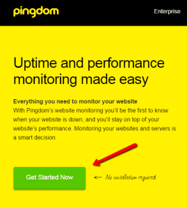 , [MASSIVE How To Guide] Monitoring Your Landers, Tracker and Offers with Pingdom