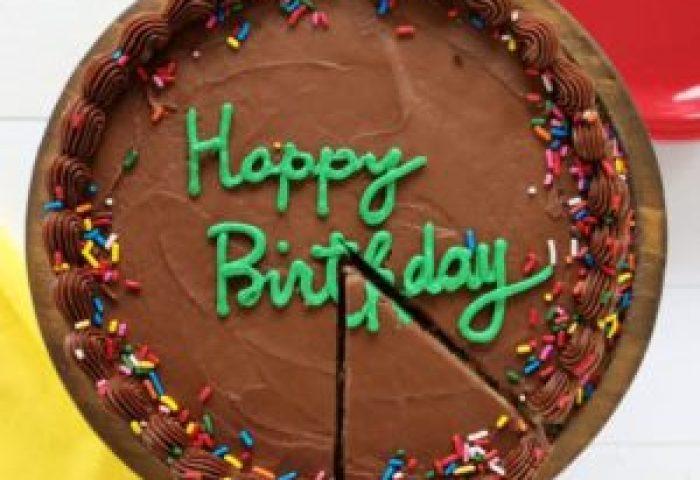 Birthday Cake I Am Baker