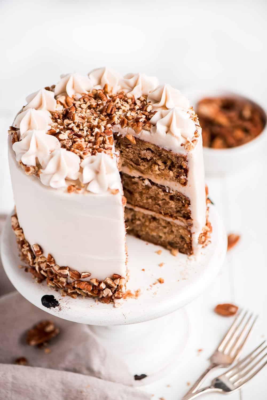 Hummingbird Cake Video I Am Baker
