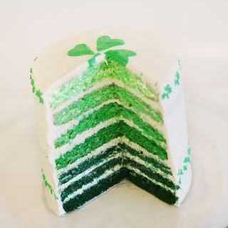 St. Patty's Day Cake