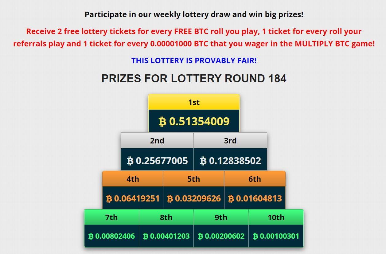 Free Bitcoin (FREEBITCO.IN) bemutató | Ingyen bitcoin, lottó és HI-LO egyben