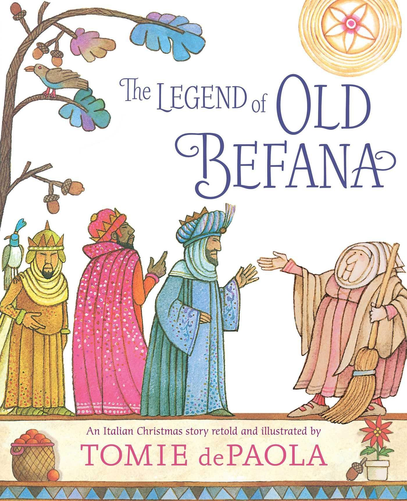 The Legend of Old Befana: An Italian Christmas Story – I AM Books