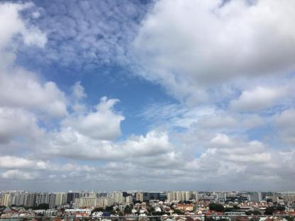 View from Hotel Indigo Katong