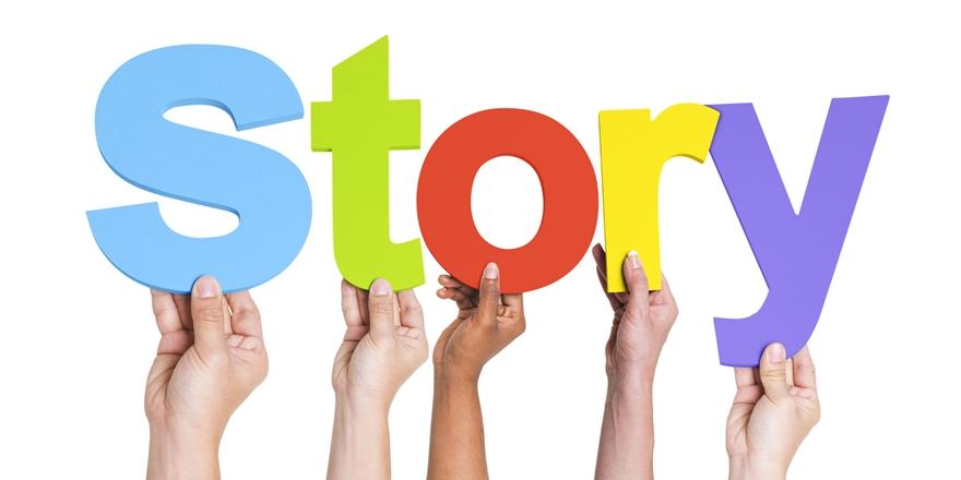 網路行銷文案風塵揚~~這年頭,強調故事、故事、故事,要如何寫呢?~~來分享一下寫故事的四大步驟