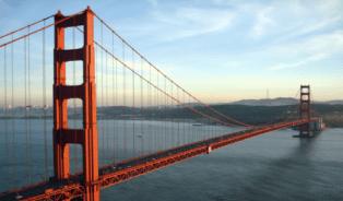 Golden Bridge San Fransisco
