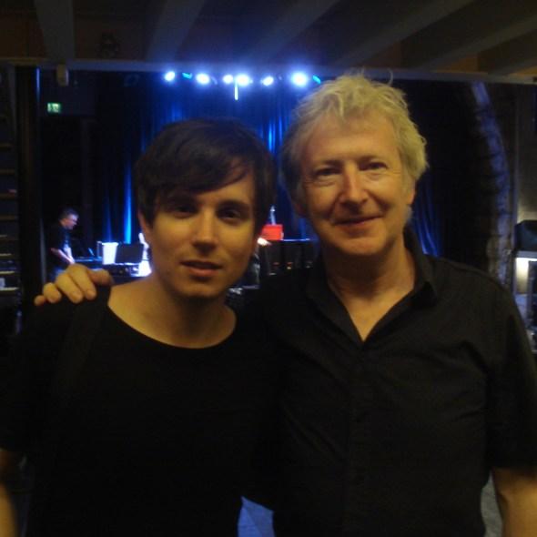 Cat's Eye with Gerry Leonard