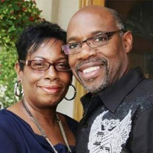 Pastor Joshua and Loury Mangram