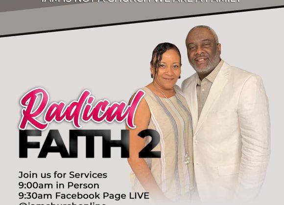 Radical FAITH pt. 2