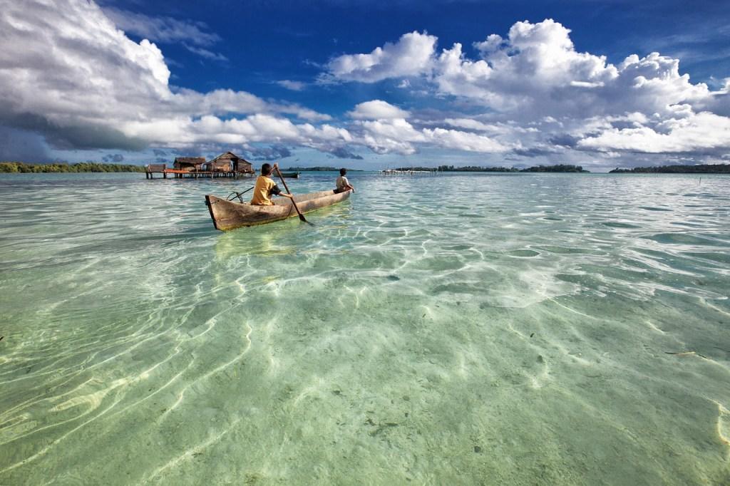 indonesia lagoon