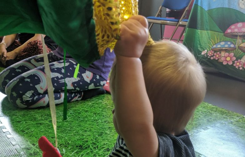 baby peekaboo at hartbeeps darlington
