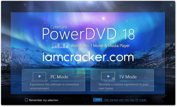 CyberLink PowerDVD Ultra 18.0.1815.62 Crack Full Activation Key