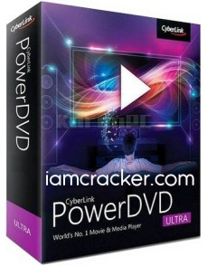 CyberLink PowerDVD Ultra 18.0.1815.62 Crack Full Activation Key