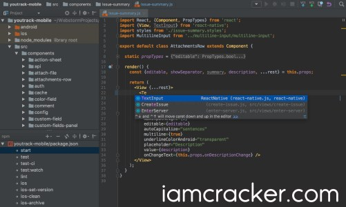 WebStorm 2018.2.6 Crack Full License Keygen {Mac+Win}