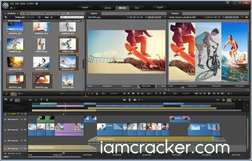 Pinnacle Studio 22 Crack Full + Serial Number Key Free Download