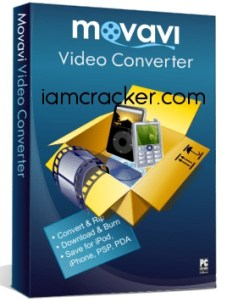 Movavi Video Converter 18.4.0 Crack Full Activation Key Generator