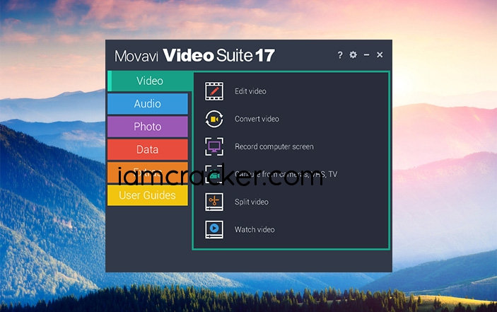 Movavi Video Suite 17.5.0.0 Crack Activation Key Generator |Final|