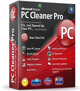 PC Cleaner Pro 14.0.18.6.11 Crack Full License Key 2018