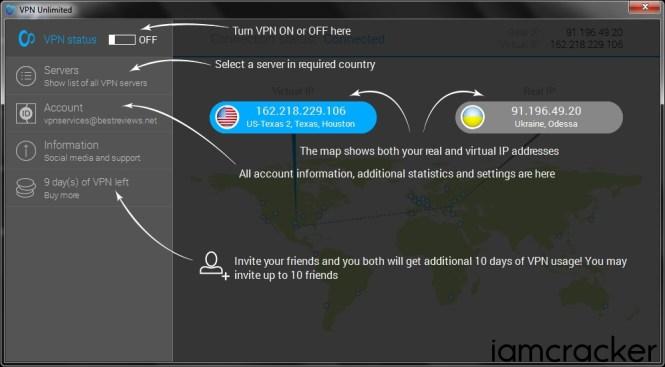 VPN Unlimited 4.24 Crack Full Keygen Lifetime |Latest| Free Download`