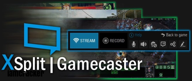 XSplit Gamecaster 3.3.1805.0406 Crack Full Keygen | Latest