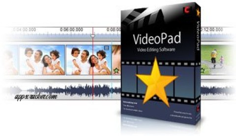 NCH VideoPad Video Editor 6.23 Crack With Registration Code