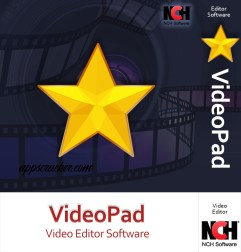 NCH VideoPad Video Editor 6.21 Crack With Registration Code