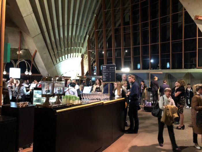 Im Opernhaus von Sydney