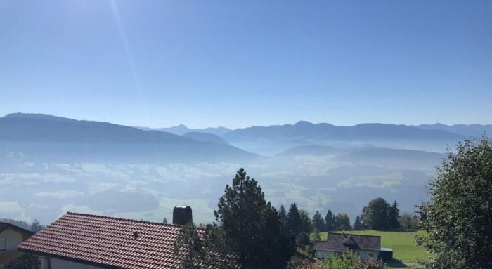 Rennrad Saisonfinale Bodensee: Der letzte Nebel im Tal