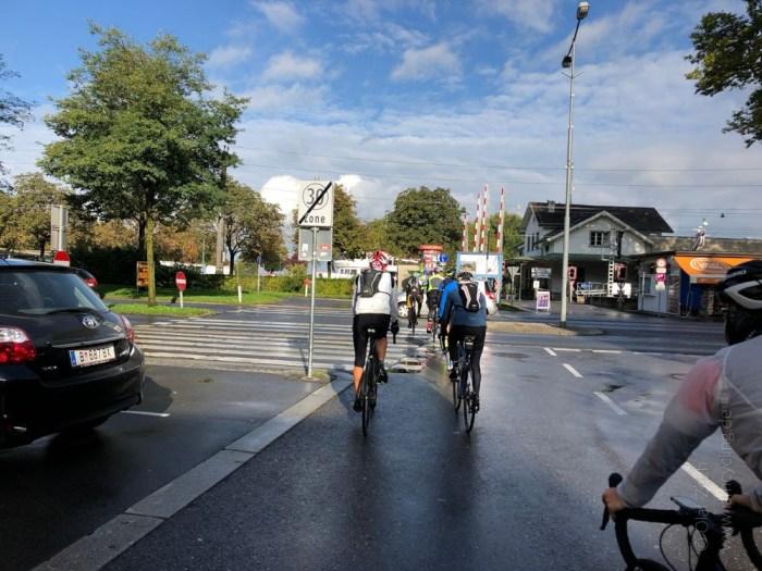 Rennrad Saisonfinale Bodensee: Der Regen ist vorbei