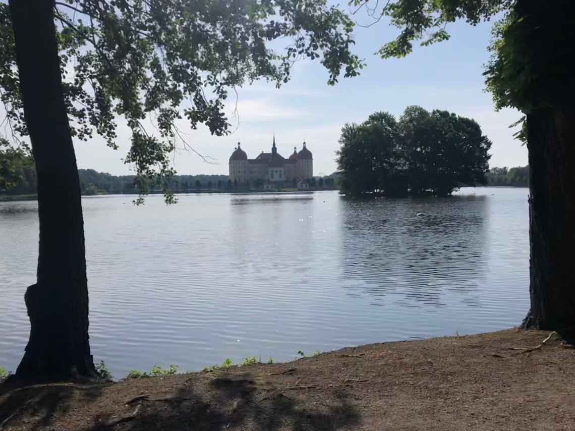 Rennradtour nach Moritzburg und Graupa - iamcycling