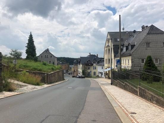 Rennradtour nach Rabenau und Hartha - iamcycling