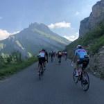 On the way at l'Etape du Tour 2019 - iamcycling