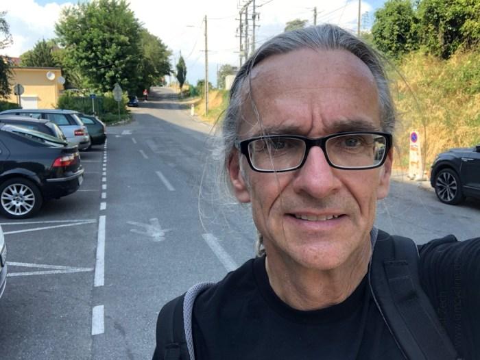 iamcycling-Savoyer-Alpen-Auf dem Weg zum Hotel