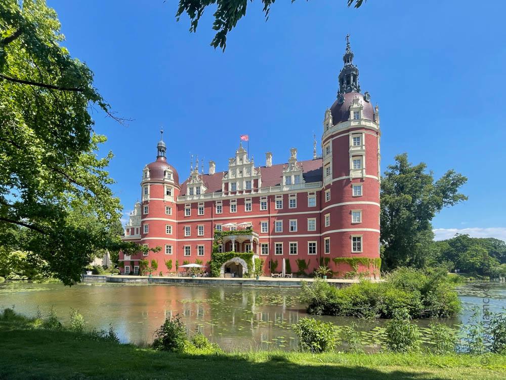 Schloss Muskau - Ostsee-Tour - iamcycling.de