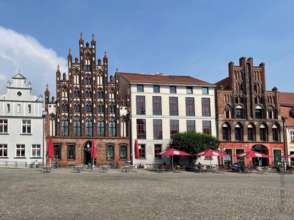 Greifswald - Ostsee-Tour - iamcycling.de