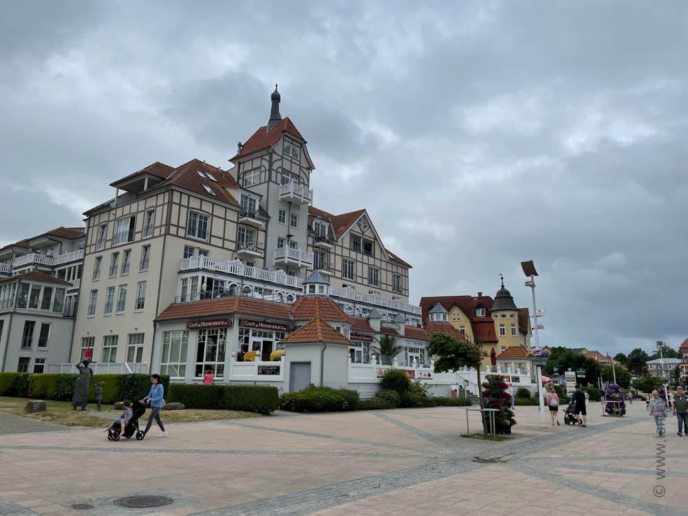 Kühlungsborn - Ostsee-Tour - iamcycling.de