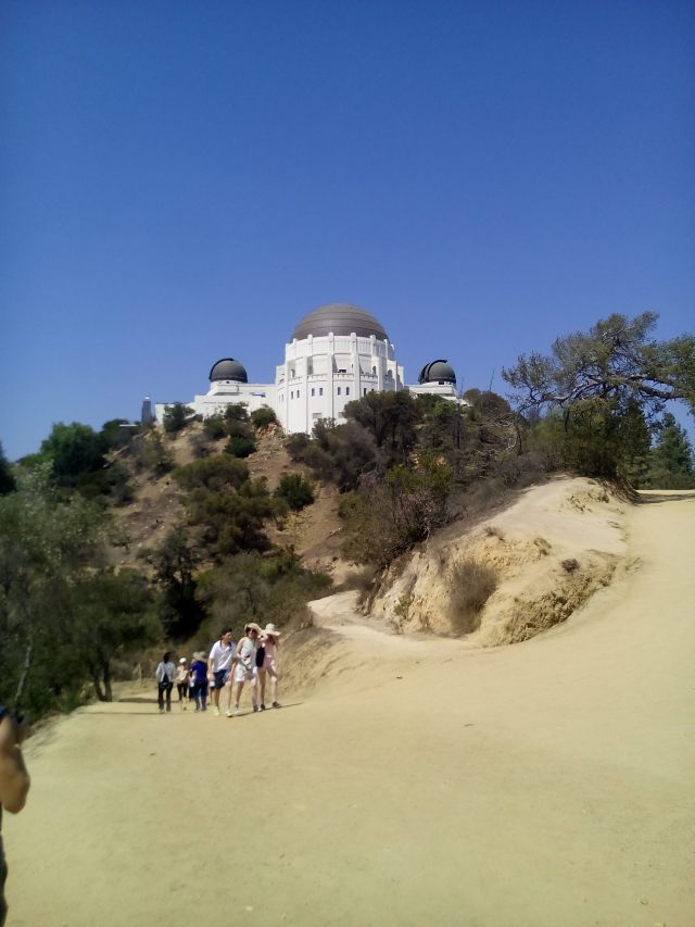 griffith-observatory-Mount-Hollywood