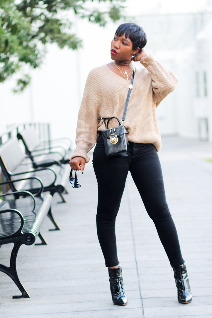 The Perfect Sweater-Weather Outfit