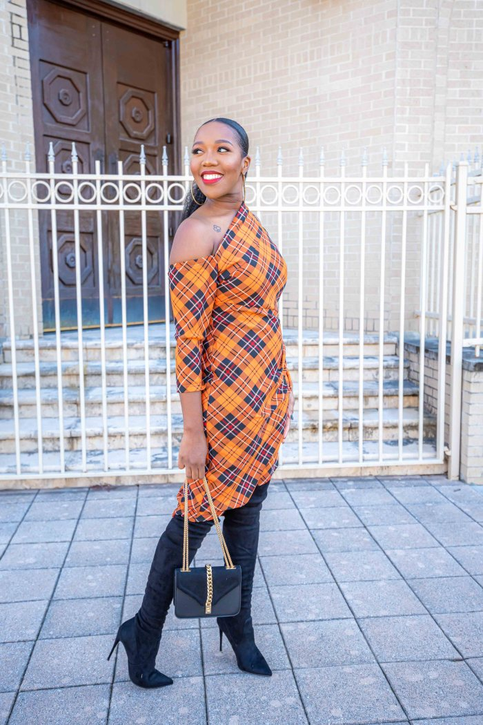 Fall Prints – New York & Company Style Challenge