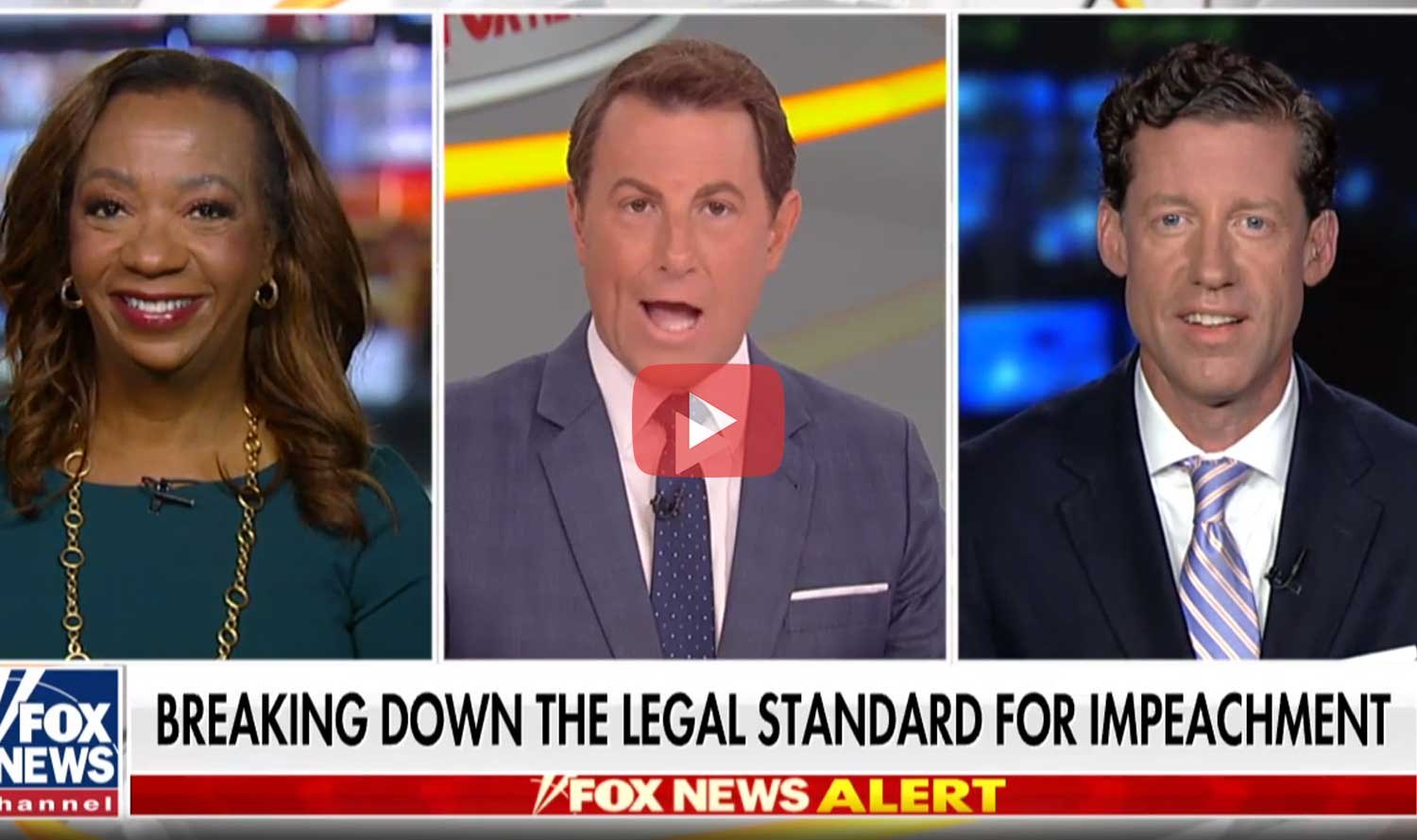 Fox News Friends First—Debbie Hines Argues the Case for Impeachment