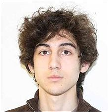 Tsarnaev- courtesy wiki free photograph