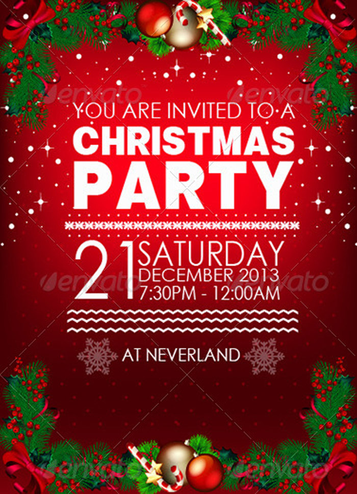 15 Best Party Invitation Card Templates