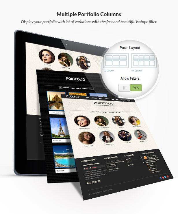 Core - OnePage WordPress - 11