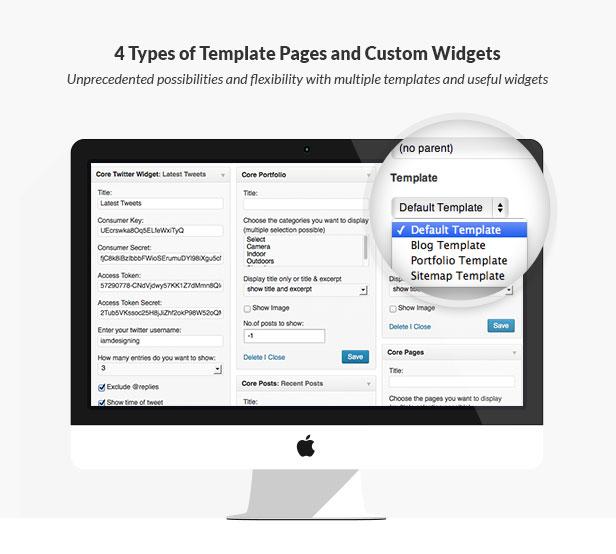 Core - OnePage WordPress - 18