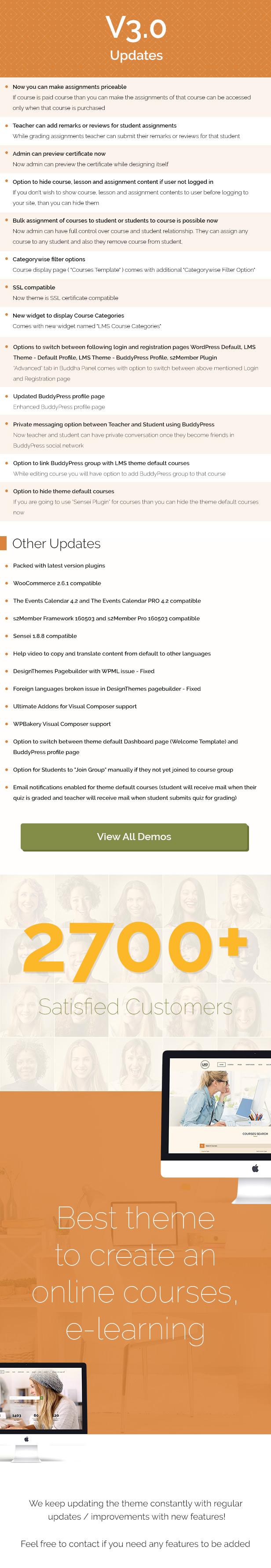 LMS WordPress Theme - 9